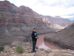 Beautiful view of the Canyon! , Carleen F - December 2014