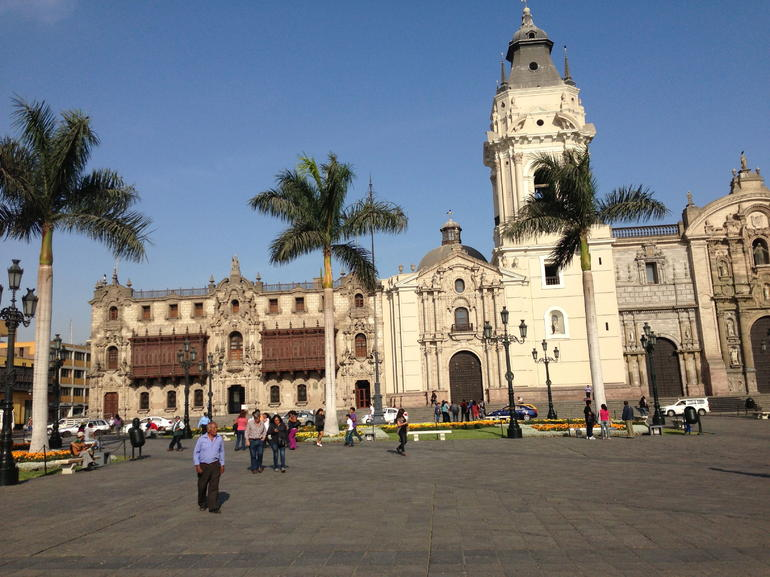 Lima Center - Cusco