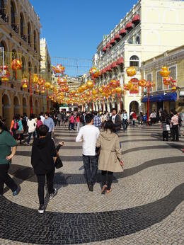 Photo of Macau See Macau Attractions Pass Macau Senado Square