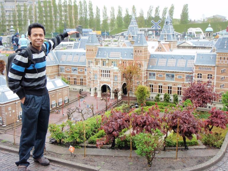 Miniature City, Madurodam, The Hague. -