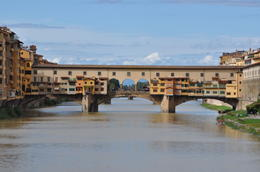 Photo of Florence Skip the Line: Small-Group Florence Renaissance Walking Tour with Accademia Gallery Ponte Vecchio bridge