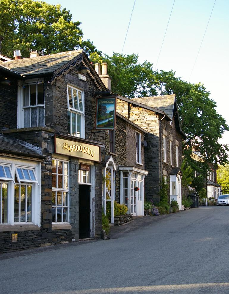 Pub in Windemere - Lake District