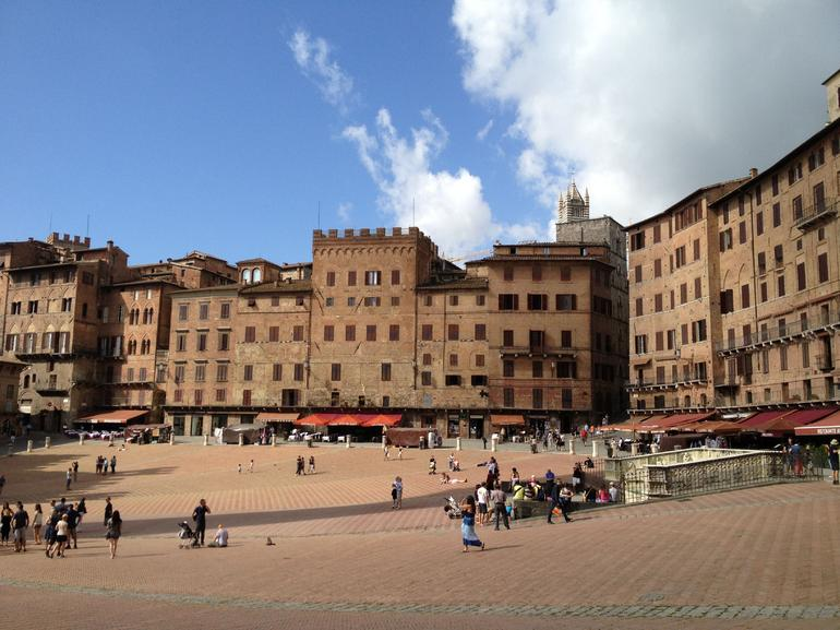 Sienna - Florence