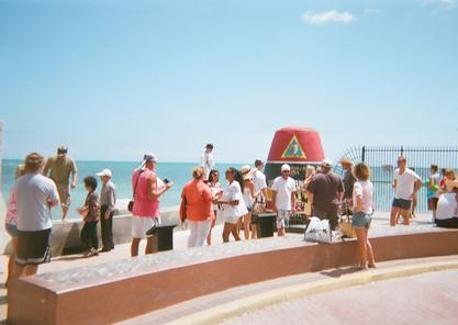 Southern Most Point in the continental USA.