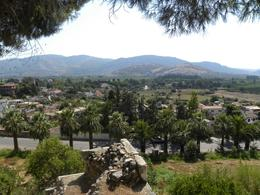 Overlooking Selcup - August 2010