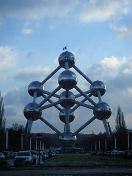 Photo of Amsterdam Brussels Day Trip from Amsterdam The amazing Atomium