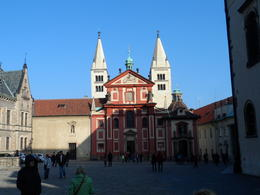 Photo of Prague Prague Castle Walking Tour The church of St John