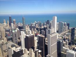 Photo of Chicago Skydeck Chicago Admission The view from the top!
