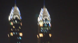 Photo of Dubai Dubai by Night City Tour twin chrysler buildings