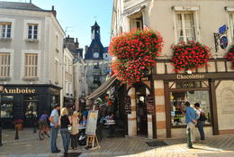 After exploring the Château, enjoy a quiet, pleasant stroll through the town, where you will find plenty of small shops to browse. Perhaps enjoy a café or light lunch among the many small..., Mike B. - October 2011
