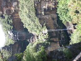 Photo of Sydney Blue Mountain Small-Group Day Hikes from Sydney Wentworth Falls