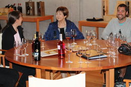 A lot of tasting going on , Terrence R - October 2015