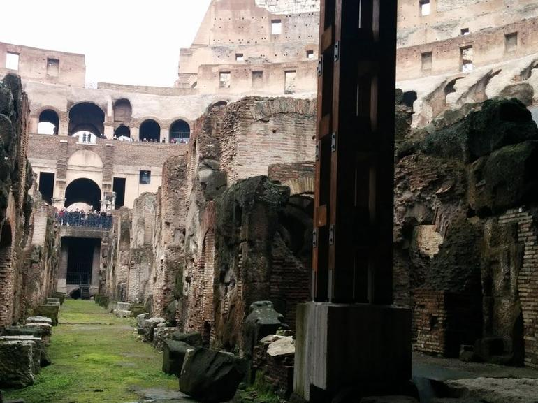 Skip the Line: Ancient Rome and Colosseum Half-Day Walking Tour photo 21