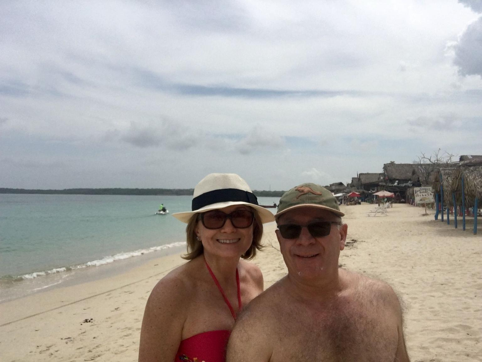 Day at Playa Blanca Complete!