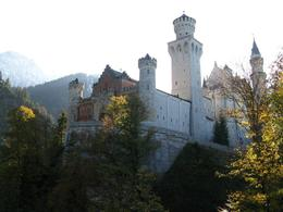 Neuschwanstein castle , KT - November 2011