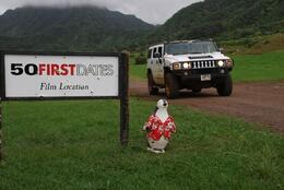 Photo of Oahu Lost Tour and Other Hawaii Movie Locations by Hummer 50 first Dates