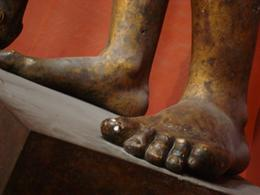 Photo of Rome Skip the Line Private Tour: Vatican Museums Walking Tour Big Feet!