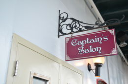 Photo of New Orleans Viator VIP: Steamboat Natchez Dinner Cruise with Private Boat and Engine Room Tour Captain's Salon