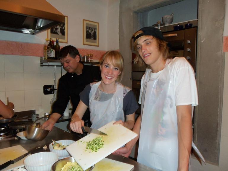 Florence Cooking Class - Florence