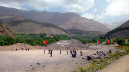 Photo of Marrakech Berber Trails 4WD Day Trip from Marrakech Football ground