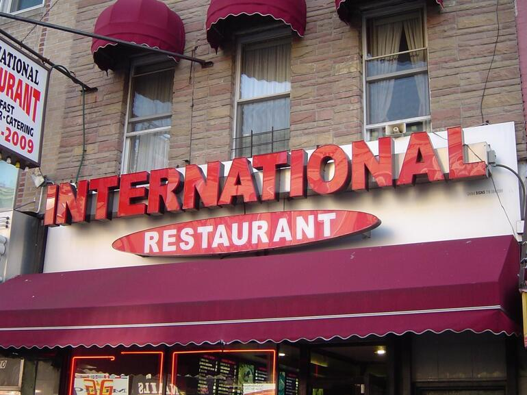Great Food at this Place - New York City