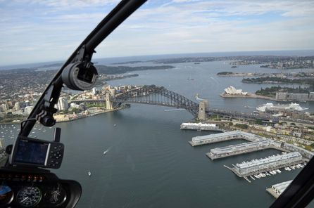 Sydney Harbour Tour By Helicopter  Sydney  Viator