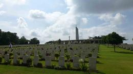 We have been to war memorials in many countries around the world. The Kranji War Memorial is the most beautiful and well kept I have ever seen. The flowers and plants are outstanding. , George H - November 2013