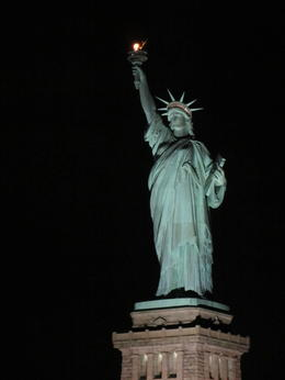 Photo of New York City The New York Pass Lady of Liberty ~ Synonymous with Freedom  and  Liberty
