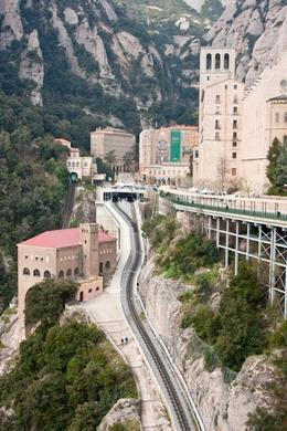 Photo of Barcelona Montserrat and Cava Trail Small Group Day Trip from Barcelona Montserrat