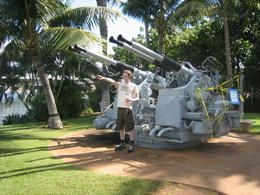 Photo of   Pearl Harbor, Oahu, Hawaii