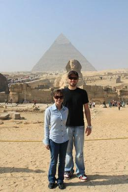 Photo of Cairo Private Tour: Giza Pyramids and Sphinx Pyramids and Sphinx