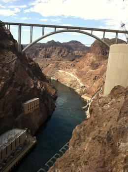 Photo of Las Vegas Hoover Dam Hummer Tour sky bridge
