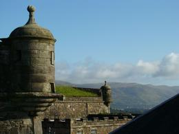 Image taken at the Stirling Castle., Silvina L - October 2008