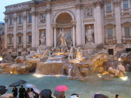 Photo of Rome Best of Rome Walking Tour: Pantheon, Piazza Navona and Trevi Fountain The Trevi Fountain