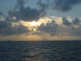 Photo of Oahu Oahu Sunset Buffet Dinner Cruise View