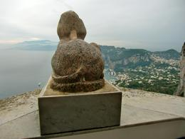 Photo of Naples Capri Day Trip with Lunch from Naples View- San Michele Villa