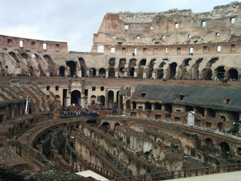 Skip the Line: Ancient Rome and Colosseum Half-Day Walking Tour photo 22