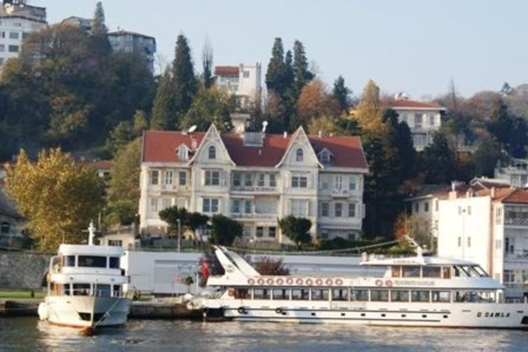 A View on the European Side of Istanbul - Istanbul