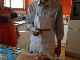 Photo of Paris Small-Group French Cooking Class in Paris A Well Balanced Knife