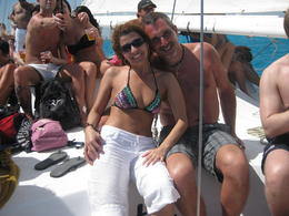 Photo of Cancun Isla Mujeres Trimaran Cruise cancun part 2 034
