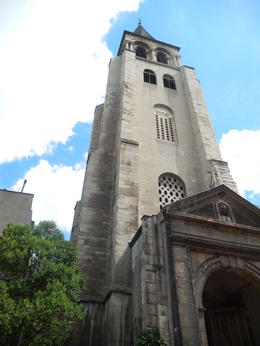 Eglise St Germain des Pres , Nidale T - June 2014