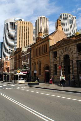 Photo of   George St, the Rocks