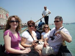 Photo of Rome 5-Day Best of Italy Trip Gondola Friends