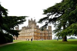 Highclere Castle (no one is in the photo) , Amanda B - September 2014