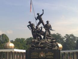 Photo of Kuala Lumpur Private Tour: Kuala Lumpur Grand Full-Day Tour including Lunch Historical Site in centre