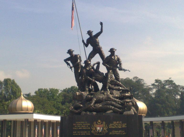 Historical Site in centre - Kuala Lumpur