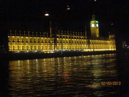 Photo of London London Thames River Dinner Cruise London by night