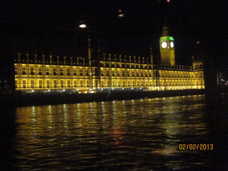 London by night - London