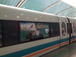 Photo of Shanghai Arrival Transfer by High-Speed Maglev Train: Shanghai Pudong International Airport to Hotel Maglev