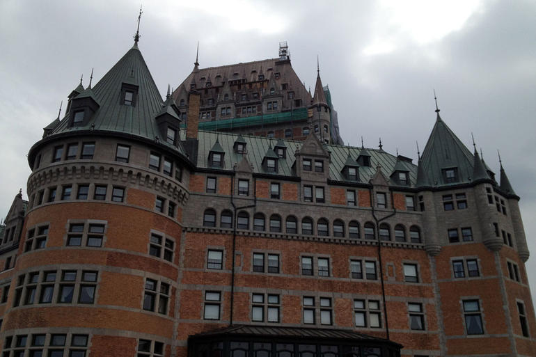 Quebec City - Montreal